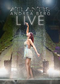 Cover Andrea Berg - Atlantis Live [DVD]